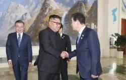 """""""김정은, 돌아갈 다리 불 질렀다"""" 방북 인사가 본 회담"""