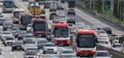 승객 20명 태운 고속버스 '비틀비틀'…운전기사는 만취 상태