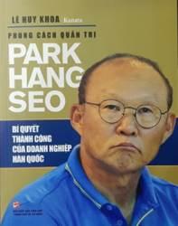 '베트남 <!HS>히딩크<!HE>' 박항서 분석한 베스트셀러, 올해 한국서도 출간
