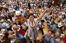 [서소문사진관] 700만잔 맥주 축제 '옥토버페스트' 개막