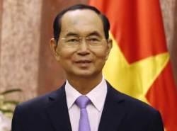 병환으로 별세 쩐 다이 꽝 베트남 국가주석 장례, 26∼27일 국장 거행