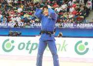 안창림, 일본 간판 스타 꺽고 세계유도선수권 金