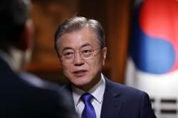 """문 <!HS>대통령<!HE> 폭스 인터뷰 """"북한 약속 어길시 제재를 다시 강화하면 그만"""" [전문]"""