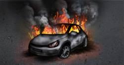 남해고속도로 달리던 <!HS>BMW<!HE> <!HS>520d<!HE> 차량서 불…인명피해 없어