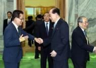 """박지원 """"北 경제 발전 의지 엄청나…이재용 부회장 부통령 취급"""""""