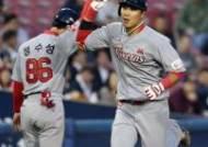 SK 한동민, 40홈런으로 113타점 기록…구단 시즌 최다 타점 타이
