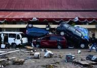 """정부, 인도네시아 100만弗 지원…""""긴급구호대 파견도 검토"""""""