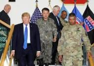 """미국인 달라졌다 54% """"핵포기땐 주한미군 부분 철수 지지"""""""