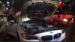 """""""안전진단 받았는데…"""" <!HS>BMW<!HE> <!HS>520d<!HE> 또 주행 중 <!HS>화재<!HE>"""