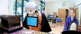 [이영희의 <!HS>알쓸신세<!HE>] 일본, 로봇 스님이 장례식 … 묘지는 스마트폰 속으로
