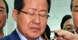 """홍준표 """"나를 이완용에 비유하더니…文정부, 불리하게 FTA 재협상"""""""