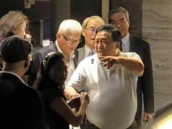 '<!HS>김정일<!HE>의 양아들' 양빈 16년 만에 등장 … 대만서 신의주 투자유치 활동
