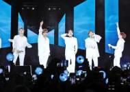 BTS Rewrites K-pop History as They Make Successful U.S. Stadium Debut