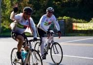 마라톤 이어 자전거 국토횡주도... 만능스포츠맨 주한호주대사