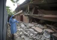 """아이티, 5.9 지진 이어 5.2 여진…""""현재 사망 14명, 추가 피해 우려"""""""
