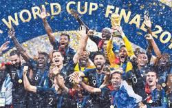 NBA 우승 팀처럼... 특별 반지 제작한 '월드컵 챔피언' 프랑스 축구