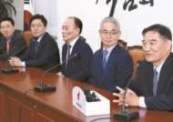 """전원책 """"김무성·홍준표 전대 출마 고집은 무덤 파는 일"""""""