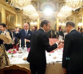 """문 대통령 """"<!HS>프랑스<!HE><!HS>혁명<!HE>과 광화문 촛불, 깊이 연결되어 있다"""""""