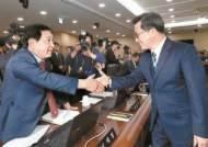 """김동연 """"최저임금 인상 긍정효과 90% 발언엔 동의 안 해"""""""