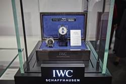 스위스 시계 IWC '이승엽 스페셜 에디션' 11월 출시