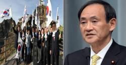 """日, 한국 국회의원 <!HS>독도<!HE> 방문에 """"도저히 받아들일 수 없다"""""""