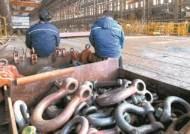 마를 새 없는 '통영의 눈물' 제조업 취업자수 32% 급감