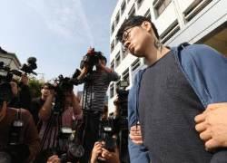 'PC방 살인' 김성수 목 문신…일본 만화 '나루토' 닌자 문신?
