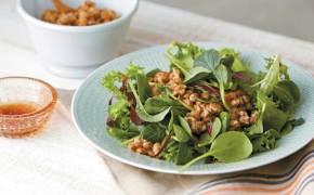 [라이프 트렌드] 채소 샐러드, 달걀말이, 아보카도비빔밥, 김치소바와 찰떡궁합