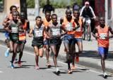 마라톤 아프리카 전성시대…한국은 거꾸로 뒷걸음질