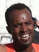 에티오피아의 표범 니게우, 한국 코스 첫 우승