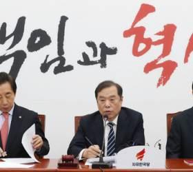 """김병준 """"냉면굴욕, 배나온 사람… 그게 남북관계 본질"""""""