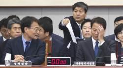 """DMZ 선글라스 논란 임종석 """"내가 햇볕에 눈 잘 못 뜬다"""""""