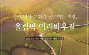 [카드뉴스] 자연·역사·문화가 공존하는 비경, 올림픽 아리바우길
