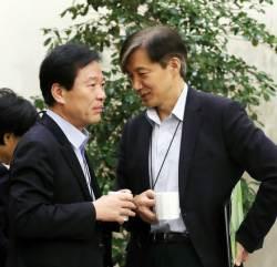 """조국 """"자기정치는 풍문…'퍼스트 펭귄'이 되고자 할 뿐"""""""