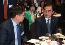 """김홍걸 """"이선권 루머에 호들갑…남북관계 전혀 도움 안돼"""""""