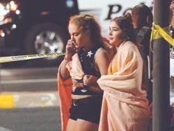 LA인근 술집서 총기난사 13명 사망…용의자는 28살 전직 해병