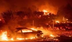 """화마 덮친 美캘리포니아주 사망자만 25명…""""24시간이 고비"""""""
