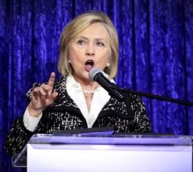"""힐러리, 다시 트럼프와 맞붙나? 전 보좌관, """"<!HS>클린턴<!HE>, 2020년 대선 출마할 것"""""""