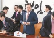 나경원·유기준·강석호·김영우·김학용 '원내사령탑 5파전'
