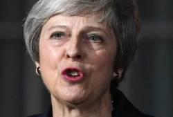 메이 '차악의 브렉시트' 택했다…EU와 이혼합의안 첫 타결