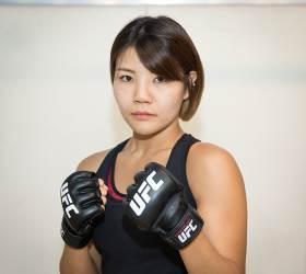 <!HS>UFC<!HE> 3연승 도전하는 '인천 불주먹' 김지연