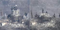 [<!HS>서소문사진관<!HE>] 굴착기 대신 폭파···순식간에 사라진 北 GP 시설물