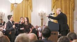 "<!HS>트럼프<!HE> '든든한 지원군' 폭스뉴스조차 ""CNN 지지한다"""