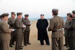 북한이 새로 개발한 '첨단전술무기'는 뭘까