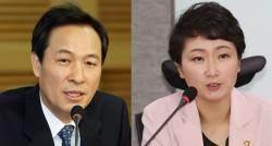 """우상호 """"이언주 '경유형 철새'···거쳐서 한국당 가려 해"""""""