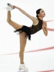 '김연아 이후 9년 만에'…임은수, 피겨 그랑프리 대회 동메달 획득