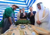 중동 공주의 요청에 사막위에 꽃핀 KT의 채소 농장