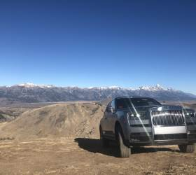 [<!HS>J가<!HE> <!HS>타봤습니다<!HE>] 롤스로이스 첫 SUV 컬리넌, 록키산맥도 가뿐히 넘었다