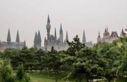 호그와트 아닌가? 중국에 있는 해리포터 마법학교의 정체