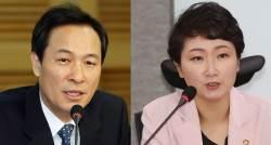 """우상호 """"이언주, 바른미래당으로 광명 출마하면 100% 낙선"""""""